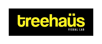 Logotipo Visual lab Partner Treehaus