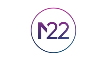Logotipo Agencia Partner M22