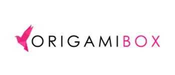 Logotipo Partner Origami Box