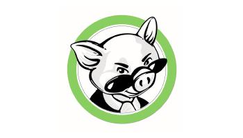 Logotipo Partner Pequeño Cerdo Capitalista