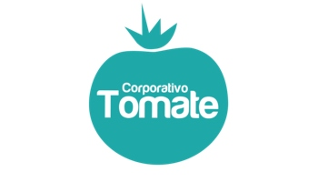 Logotipo Agencia Partner Corporativo Tomate